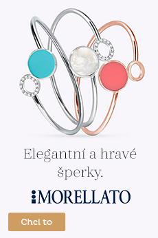 Okouzlující šperky Morellato