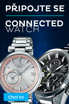 Casio connected watches