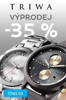 Výprodej Triwa až 35 %
