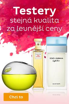 Testery parfémů