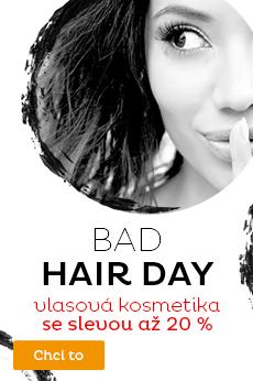 Sleva až 20 % na vlasovou péči