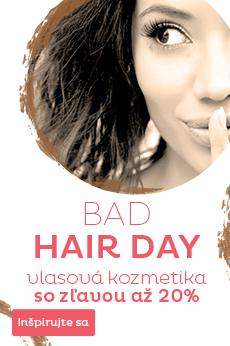 Vlasová kozmetika so zľavou až 20 %