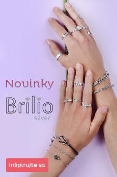Novinky značky Brilio