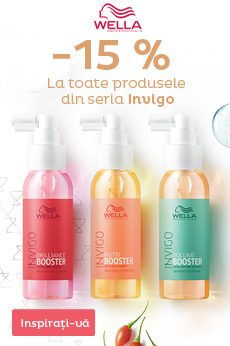 -15 % la marca Wella Professional Invigo