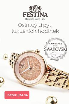 Hodinky Festina Swarovski