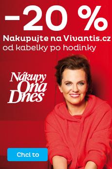 Nákupy OnaDnes - 20 %