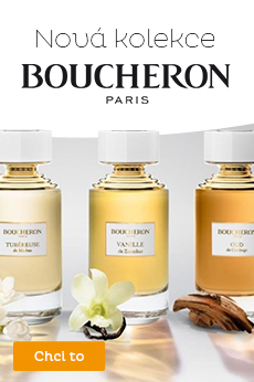Niche parfémy Boucheron
