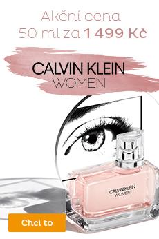 Sleva na novinku Calvin Klein Women