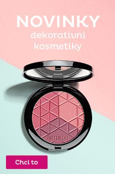 Dekorativní kosmetika - novinky