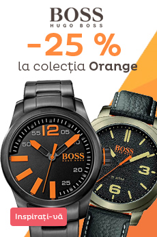 -25 % Hugo Boss - Orange