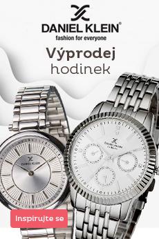 Daniel Klein - výprodej hodinek