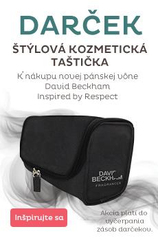 David Beckham + darček