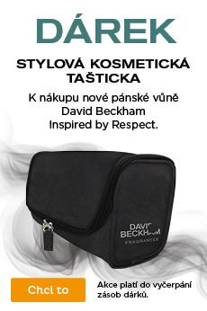 David Beckham dárek