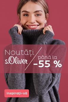 S. Oliver - reducere până la 55 %