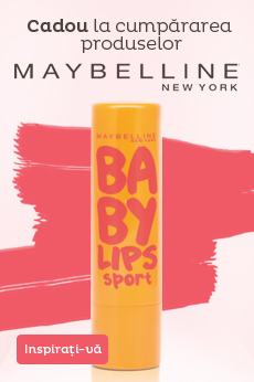 Maybelline - babylips gratuit