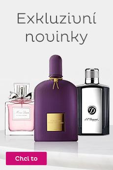 Novinky parfémů