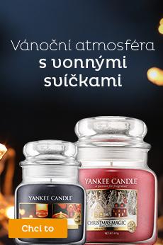 Svíčky a difuzéry