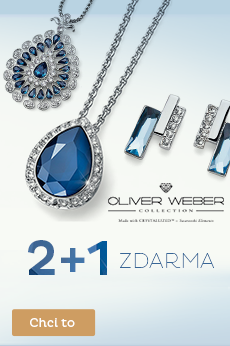 Oliver Weber 2 +1 ZDARMA
