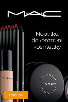 MAC - nová dekorativní kosmetika