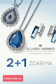 Šperky Oliver Weber  2+1 zdarma