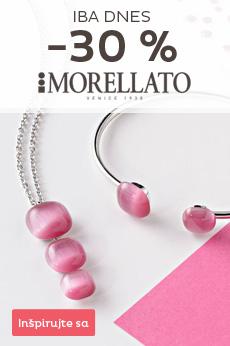 Morellato zľava 30 %