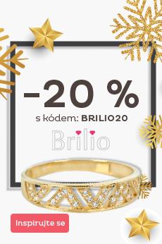 Brilio - 20 %