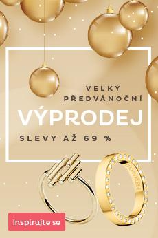 Předvánoční výprodej šperků