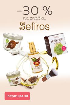 Kozmetika Sefiros -30 %