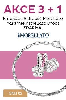 Morellato Drops 3 + náramek ZDARMA