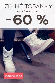 Zimní boty - výpredaj