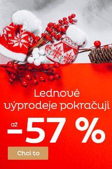 Povánoční výprodej až -48 %