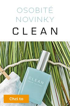 Vůně Clean - novinka
