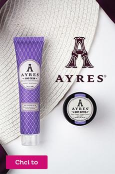Nová kosmetika AYRES