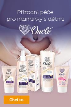 Přírodní kosmetika Onclé