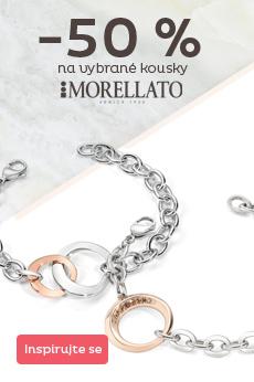 Šperky Morellato -50 %
