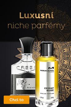 Luxusní parfémy niche