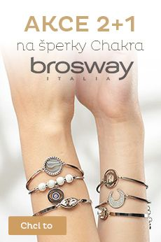 Brosway Chakra 2 + 1 ZDARMA