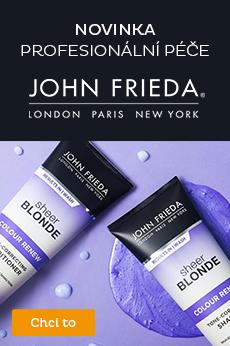 JOHN FRIEDA - novinka