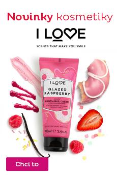 I Love - novinky