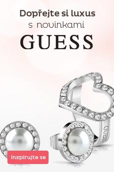 Novinky šperků Guess