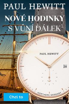 Novinky Paul Hewitt