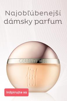 Najobľúbenejšie dámsky parfém
