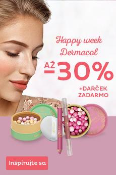 Happy week Dermacol