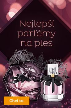 Oslňte na plese oblíbeným parfémem