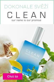 Parfémy Clean
