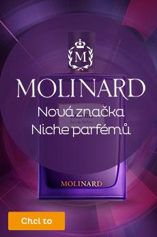 Niche parfémy Molinard