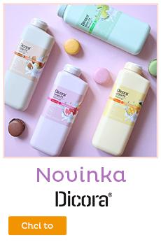 Sprchové gely Dicora