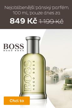 Hugo Boss: ušetřete 350 Kč