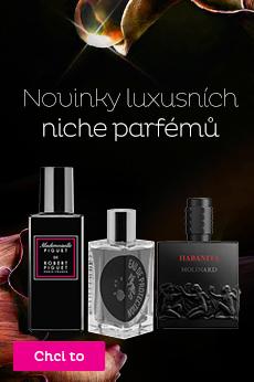 Novinky luxusních parfémů