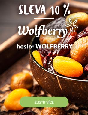 Wolfberry s akční cenou